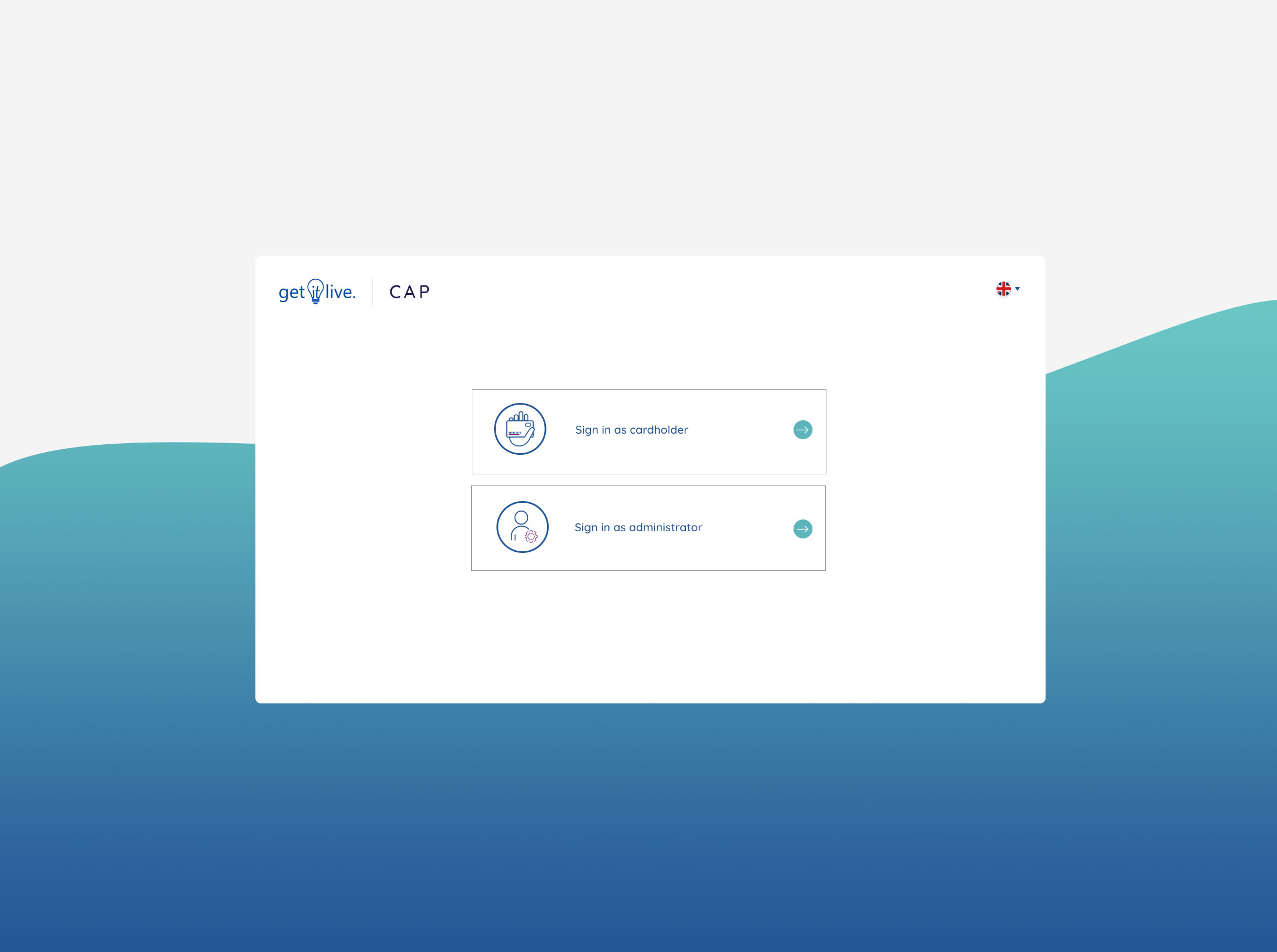 Web-Platform for managing credit cards for consumers and businesses